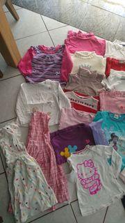 23-Teiliges Bekleidungspaket für Mädchen Größe