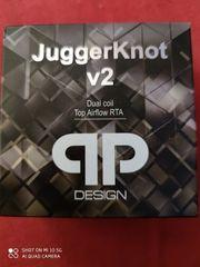 QP Design juggerknot v2 schwarz