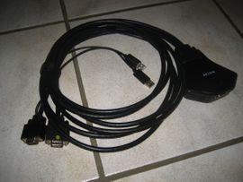 Belkin 2-Port USB KVM Switch -: Kleinanzeigen aus Birkenheide Feuerberg - Rubrik Netzwerkkarten, Hubs, Switches