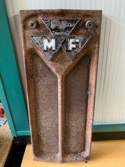 Frontgrill Oldtimer Traktor M F