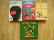Buchpaket - verschiedene Titel