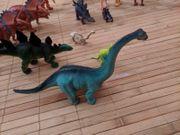 Dinosaurier Figuren Sammlung Weihnachtsgeschenk ein