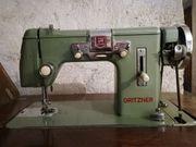 Nähmaschine von Gritzner