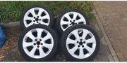 4 Alufelgen mit Uniroyal Reifen