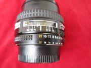 tolles Weitwinkel-Objektiv für Nikonkamera