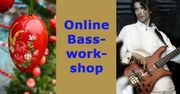 Online-Bass-Workshop mit 4 Terminen in