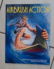 Buch Kunst Airbrush Action The