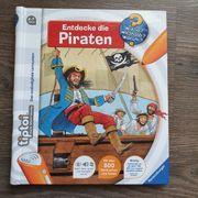 tiptoi Buch Entdecke die Piraten