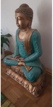 Verkaufe schöne Bhudda- Figur