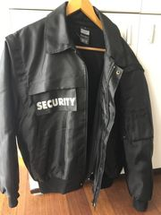 Security Winterjacke