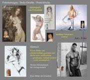 Individueller Wandschmuck mit Kunstverfremdungen vom