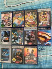 PlayStation 2 Gamecube Spielesammlung