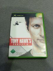 XBOX Tony Hawk s Tony