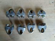 Stahlseilklemmen für Durchmesser 12 mm