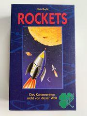 Kartenspiel Rockets ab 8 Jahre