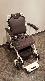 itravel Elektrischer Rollstuhl Reiserollstuhl