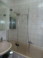 Badewannenaufsatz Duschabtrennung
