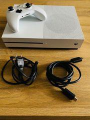 Xbox One S 500GB inkl