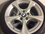 BMW Z4 Winterreifen Bridgestone neuwertig