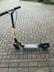 Roller mit Luftreifen