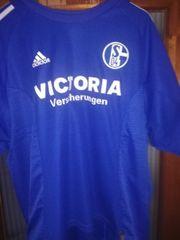 Schalke Trikot in XL