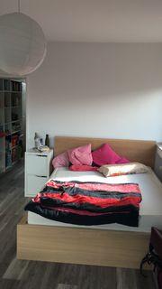 MALM Bett 160x200 cm in