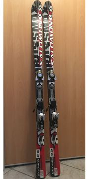 Ski Salomon Crossmax 8x Spaceframe