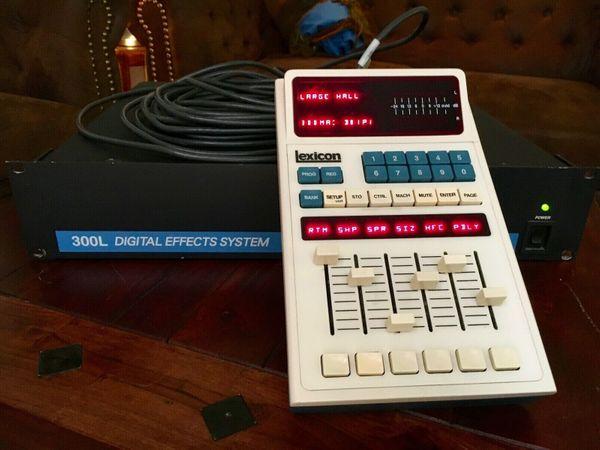 Lexicon 300 L mit Larc
