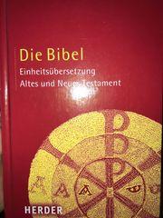 HERDER Die Bibel Einheitsübersetzung