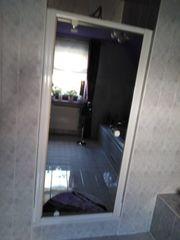 Spiegeltür mit Rahmen für Duschkabine