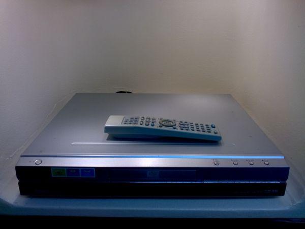 DVD Recorder GPX DR 1047