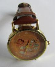 Armbanduhr Pin up girls Herren