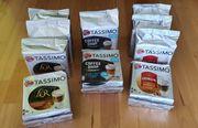 Großes Bosch Tassimo Happy Paket