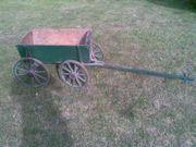 Wunderschöner antiker Handwagen
