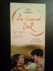 2018 Flyer Le Grand Bal