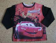 Schönes Langarm- Shirt Lightning McQueen