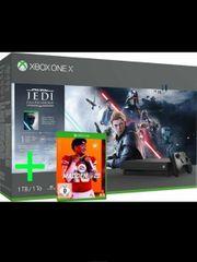 Xbox One X 1TB inkl