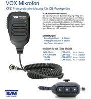 Team DM-4006X Mikrofon KFZ Freisprecheinrichtung