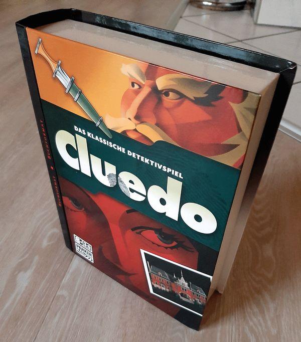 Cluedo Classic von Parker seltene