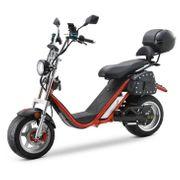 Elektroroller Citycoco HarleyRoller E-Scooter Geco