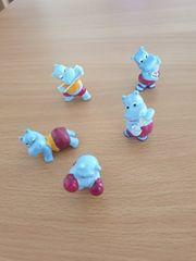 Happy Hippos - Ü-Eierfiguren