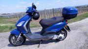 Verkaufe Motorroller Piaggio Fly125