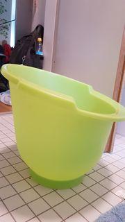 Babyeimer Badreimer für Bany grün