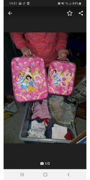 kinder koffer 2 teilig