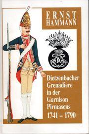 Dietzenbacher Grenadiere in der Garnison