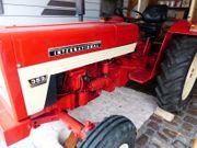 IHC 353 Schlepper Traktor Restauriert
