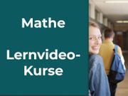 Mathematik - Lernvideo-Kurse - Nachhilfe