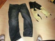Modeka Motorrad jeans hose kaum