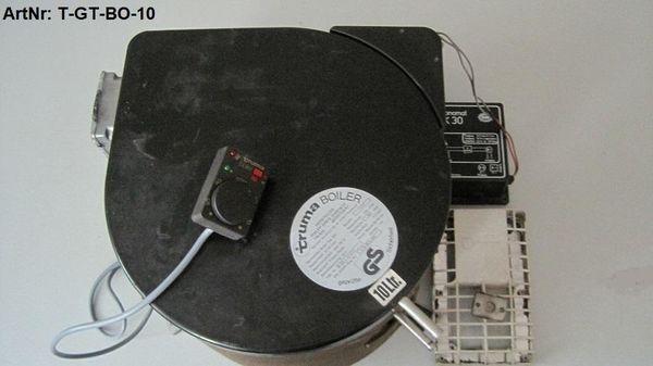 Boiler Gastherme 10L 50 mbar