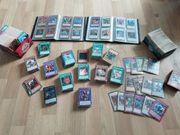 Yugioh Sammlungsauflösung 50 Karten Packs